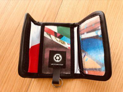 Torby i portfele recyklingowe z banerów reklamowych